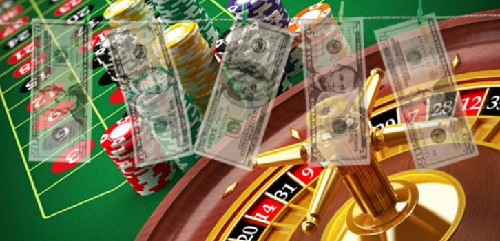 Casinos and money Laundering.